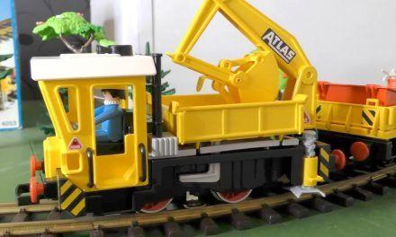Playmobil – Arbeitszug Playmobil – 4053