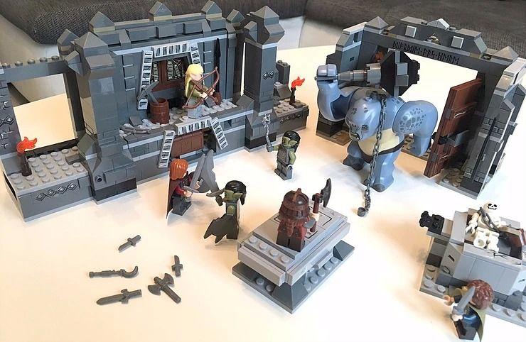 """LEGO – """"Der Herr der Ringe"""" 9472 Die Minen von Moria"""