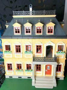 Playmobil - Modernes Wohnhaus + Einrichtung und Ergänzungen ...