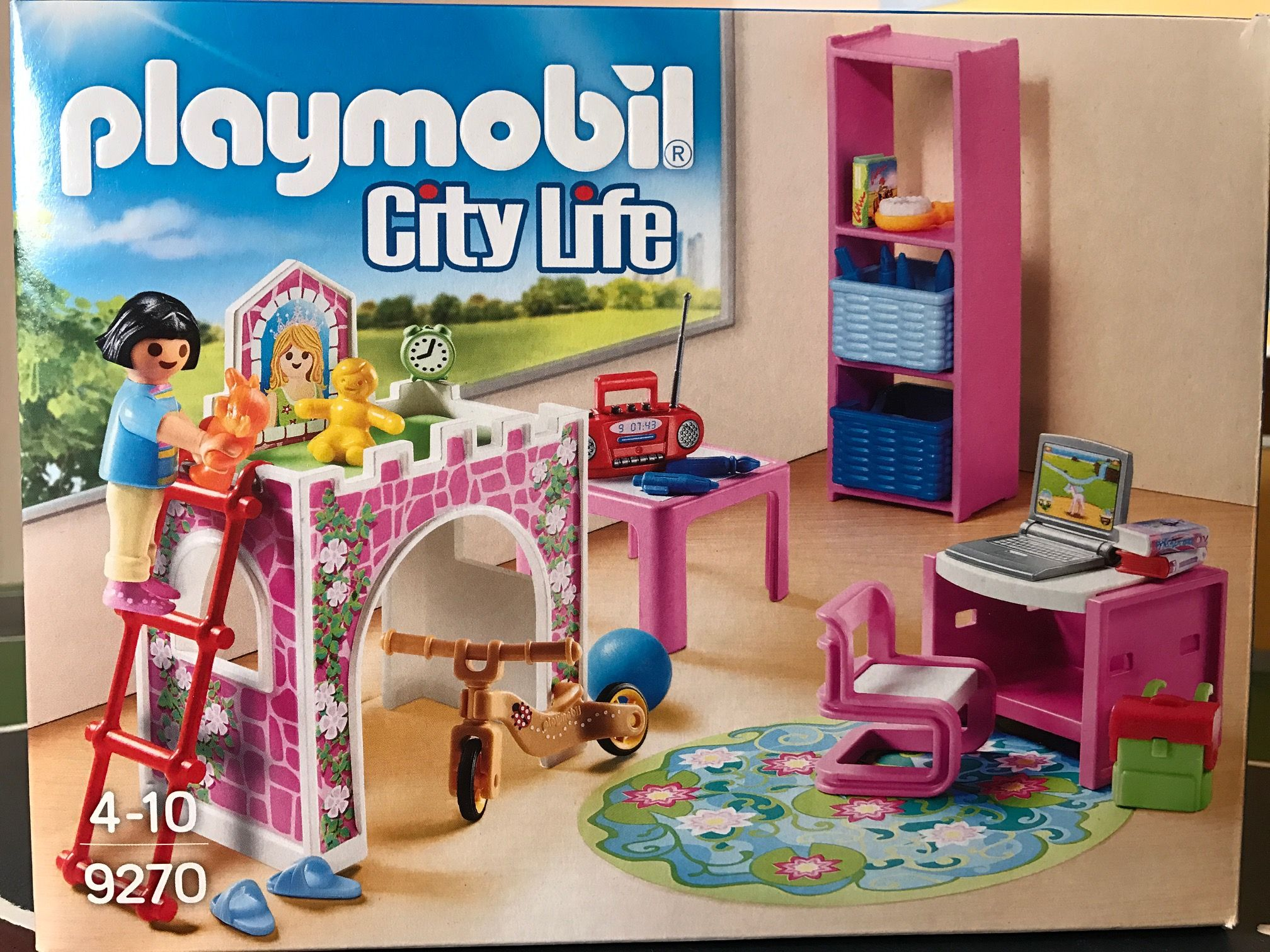 Playmobil City Life Badezimmer 9268