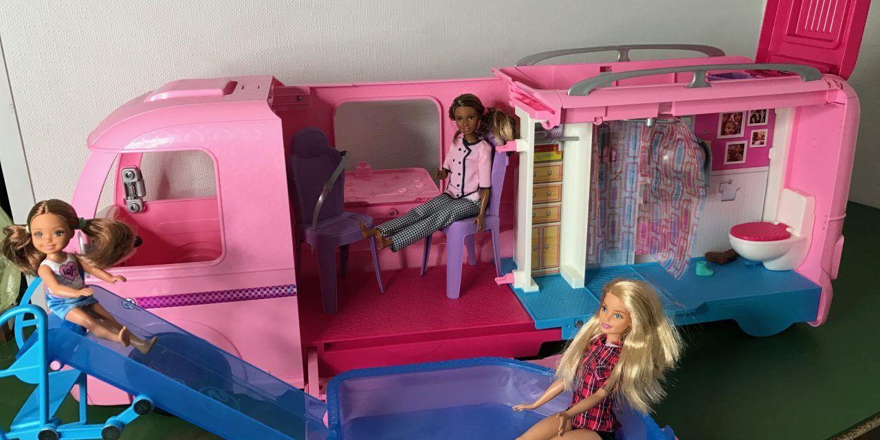 Barbie – Super Abenteuer-Camper – Mattel FBR34