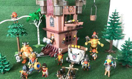 Playmobil – Angriff der Zwerge – 9340, 9341 und weitere – Playmobil Knights