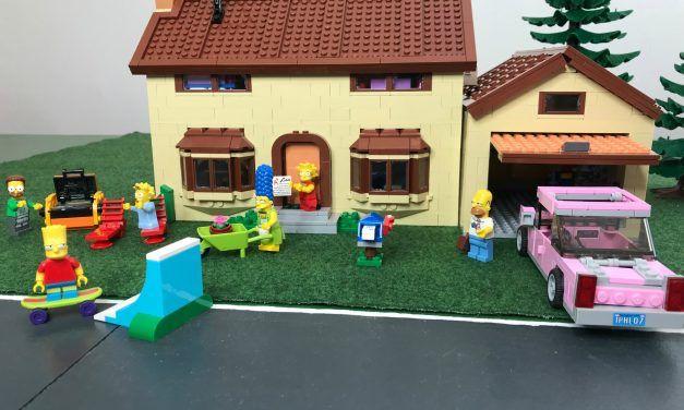 Lego – Die Simpsons – 71006 – Das Simpsons Haus