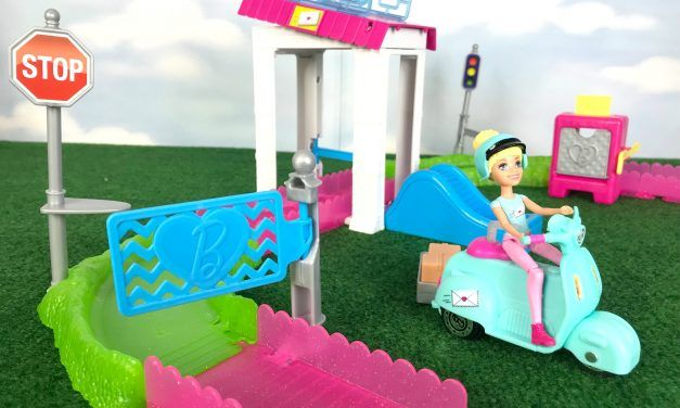 Barbie – on the Go Postoffice – Mattel