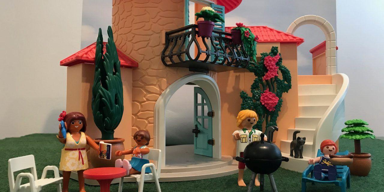 Playmobil – Sonnige Ferienvilla – 9420 und weitere