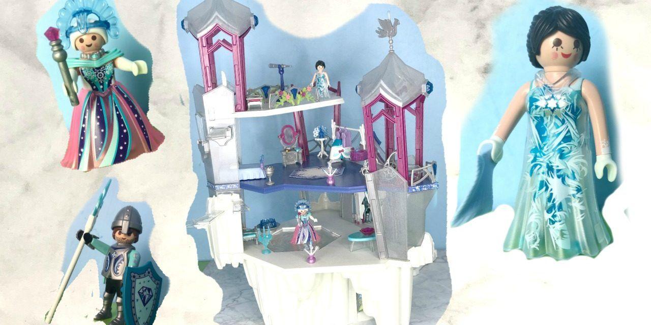 Playmobil – Zauberhafter Kristall-Palast – 9469 und weitere