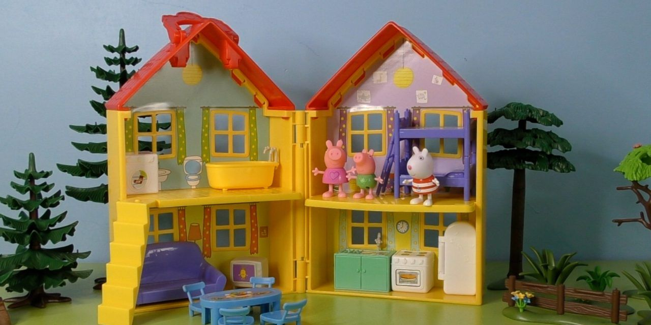 PEPPA WUTZ – Familienhaus und weitere Spiele-Sets