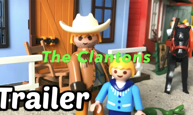Playmobil Movie – The Clantons – Playmobil Western Serie auf Kinder Spielzeugwelt