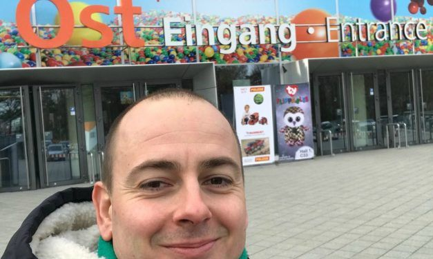 Spielwarenmesse 2019 – Tag 1