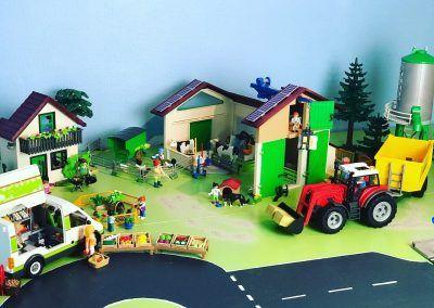 Playmobil Bauernhof Serie Übersicht