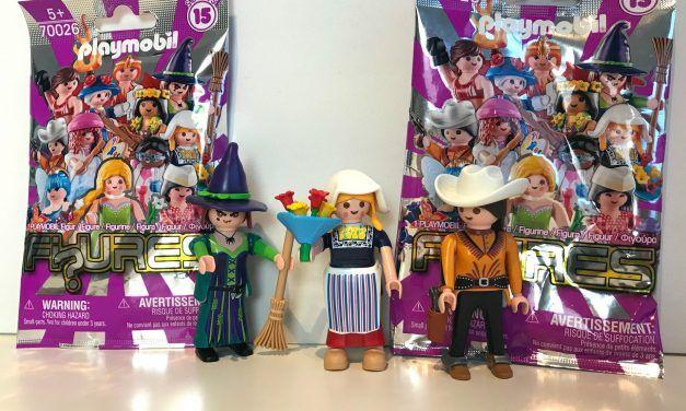 Blind Bags 15 weiblich – Playmobil – Figures Serie 15