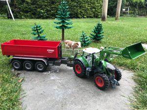 Siku Traktor Fendt 933 Vario