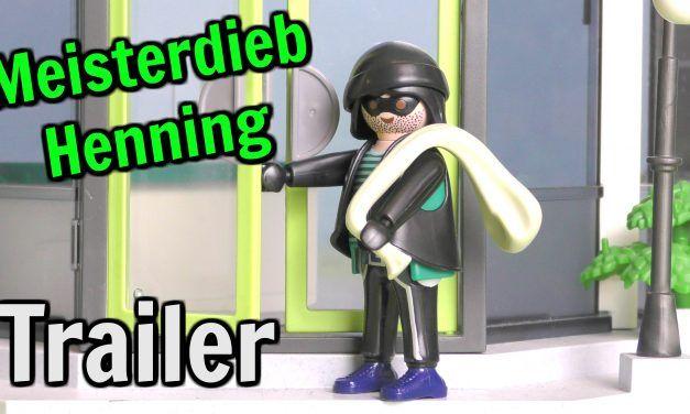 Meisterdieb Henning – Playmobil Movie – Playmobil Serie auf Kinder Spielzeugwelt