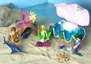 Playmobil Meerjungfrauen