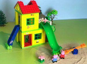 Peppa Wutz Spielhaus