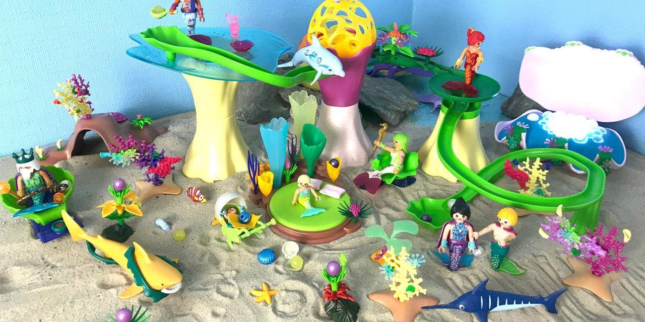 Playmobil Meerjungfrauen – Die magische Welt der Meerjungfrauen