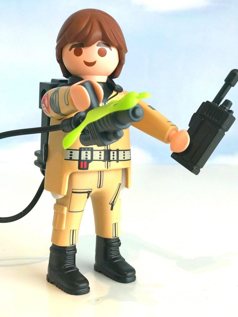 Playmobil Ghostbusters Sammelfiguren