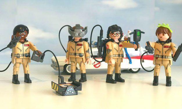 Playmobil Ghostbusters Sammelfiguren