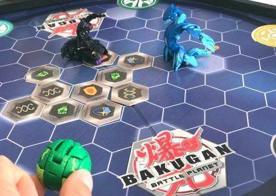Bakugan Action
