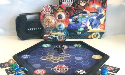 Bakugan Battle – Der neue Battle-Action-Spaß