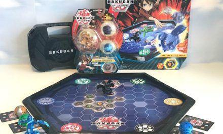 Bakugan Battle – Der neue Battle-Action-Spaß