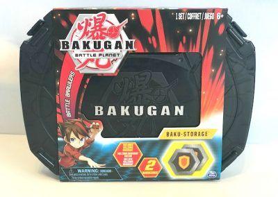 Bakugan Storage Case vorne