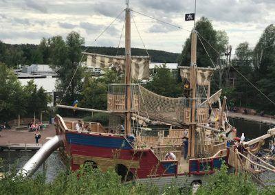 Piratenschiff im Playmobil FunPark (2)