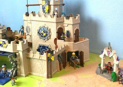 70220 Große Burg & 70223 Schrein der magischen Rüstung