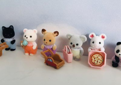 Sylvanian Families - Baby Shopping Übersicht