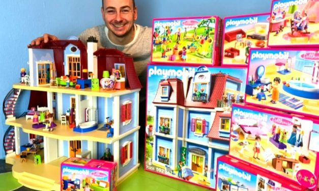 Mein großes Puppenhaus 70205 von Playmobil