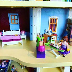 Mein großes Puppenhaus70205
