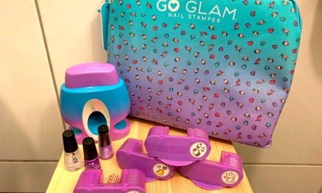 Go Glam Nagelstudio für coole Mädels