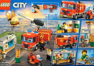 Lego 60214 Karton hinten