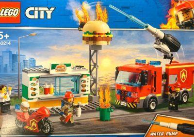 Lego 60214 Karton vorne