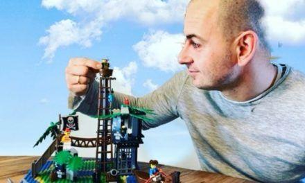 Lego Forbidden Island 6270