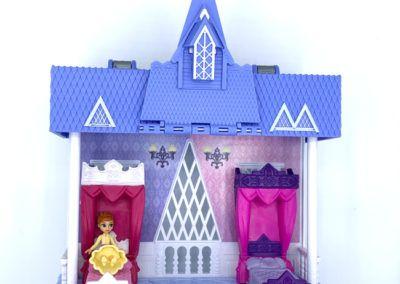 Eiskönigin Abenteuer Schloss erster Stock