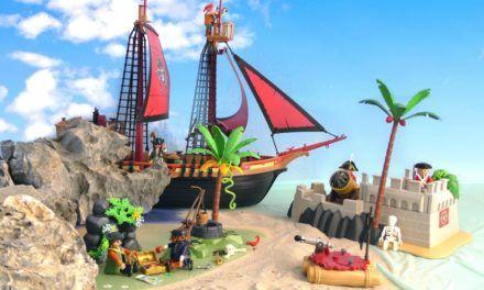 Playmobil Pirates – bereit zum Entern