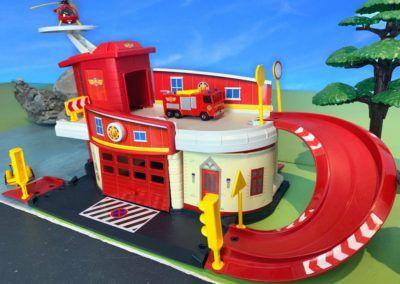 Feuerwehrmann Sam Rettungsstation