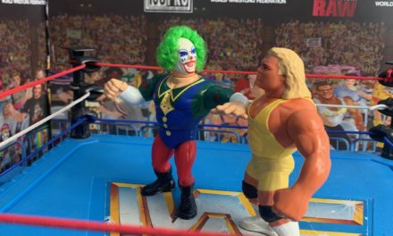 DOINK THE CLOWN vs MR. PERFECT