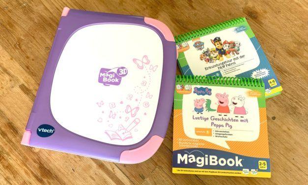 MagiBook 3D von vTech – Großer Lernspaß