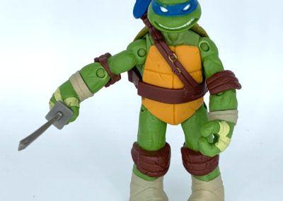 Leonardo vorne