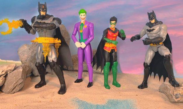 Batman / 30cm Action-Figuren von Spin Master / DC Universe