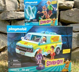 Playmobil Scooby Doo Mystery Machine