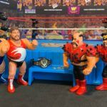 LEGION OF DOOM vs NATURAL DISASTERS