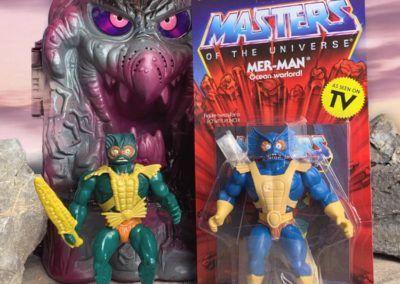 MATTEL 80s vs SUPER7