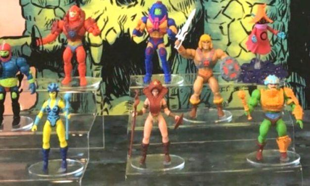 Masters of the Universe Origins – die 80s kommen zurück