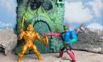 MATTEL 80s vs SUPER7 – Masters of the Universe
