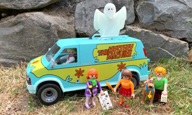 Playmobil Scooby Doo! Mystery Machine 70286