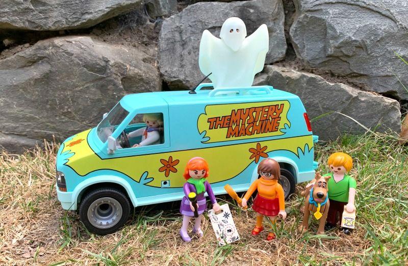 Playmobil Scooby Doo! Mystery Machine 70286