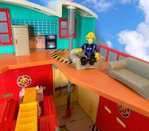 Mega Feuerwehrstation XXL